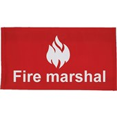 Fire Marshal & Warden Equipment