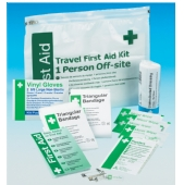 Travel & Vehicle First Aid Kits
