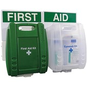 First Aid & Eyewash Kits