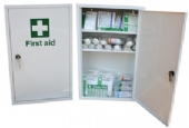 First Aid Cabinets & Points