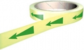 Photoluminescent Floor Marking Tapes