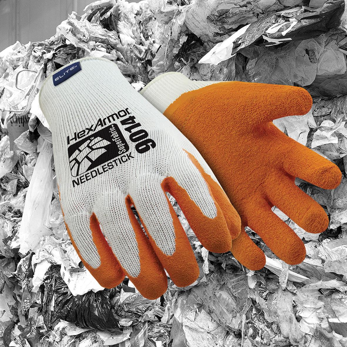 Needle Resistant Gloves