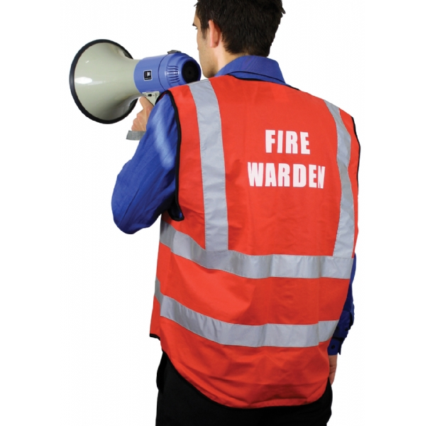 Fire Marshal & Warden Equipment