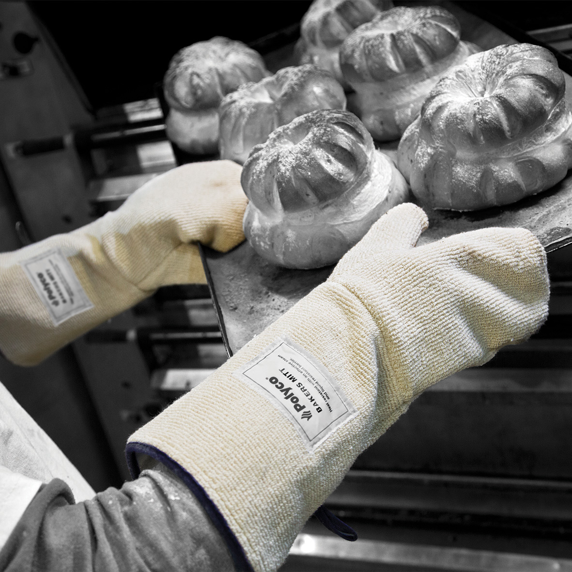 Food Manufacturing & Preparation Gloves