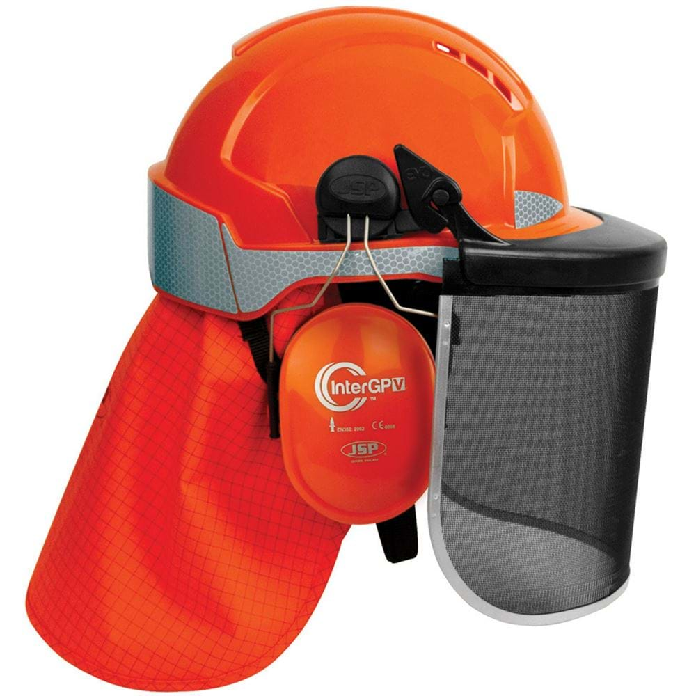 Forestry Chainsaw Helmets