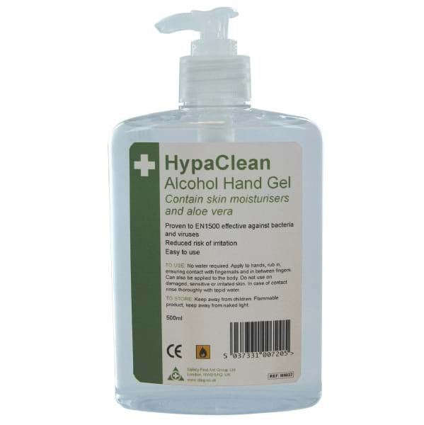 Hand Gel & Surface Wipes