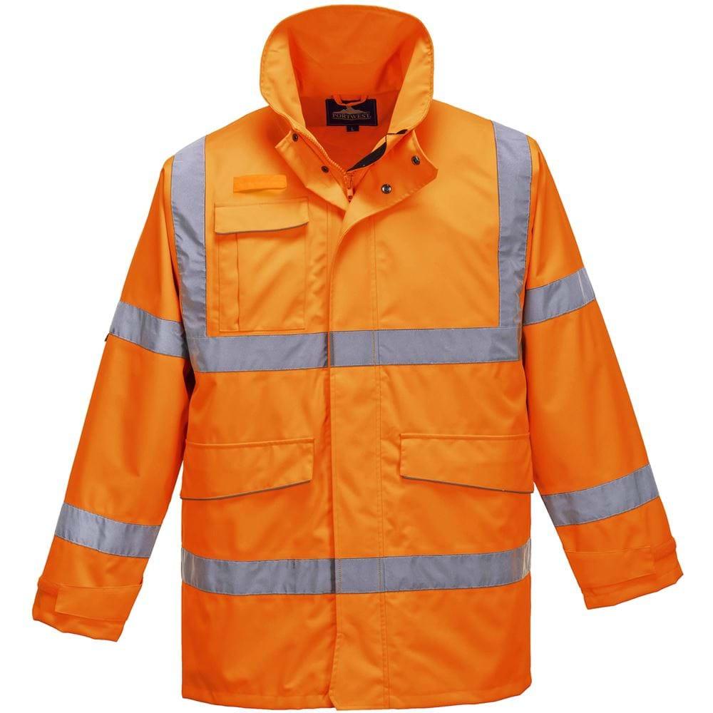Hi Vis Rail Track Jackets