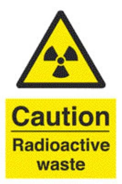 IRR99 Regulation Radiation Signs