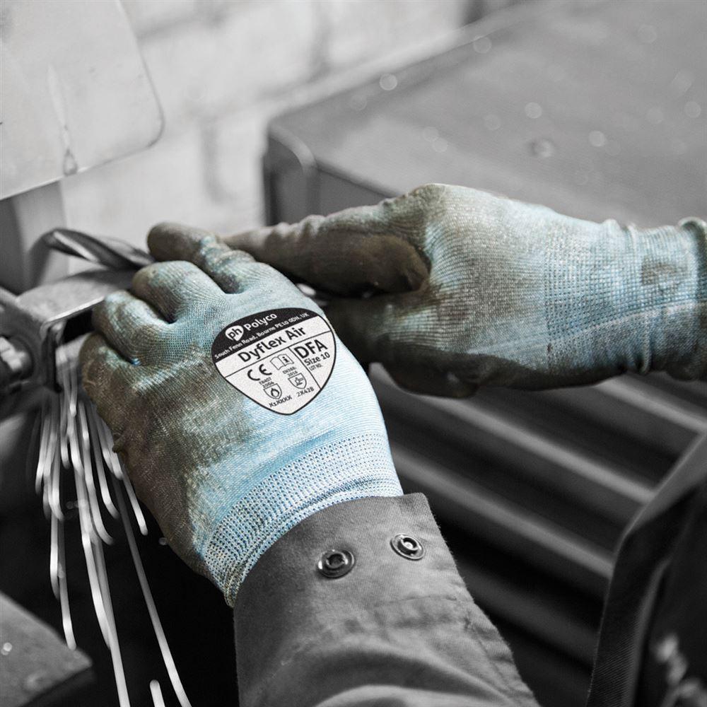 Level B Cut Resistant Gloves