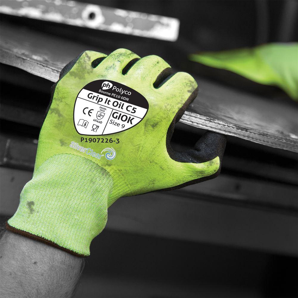 Level D Cut Resistant Gloves