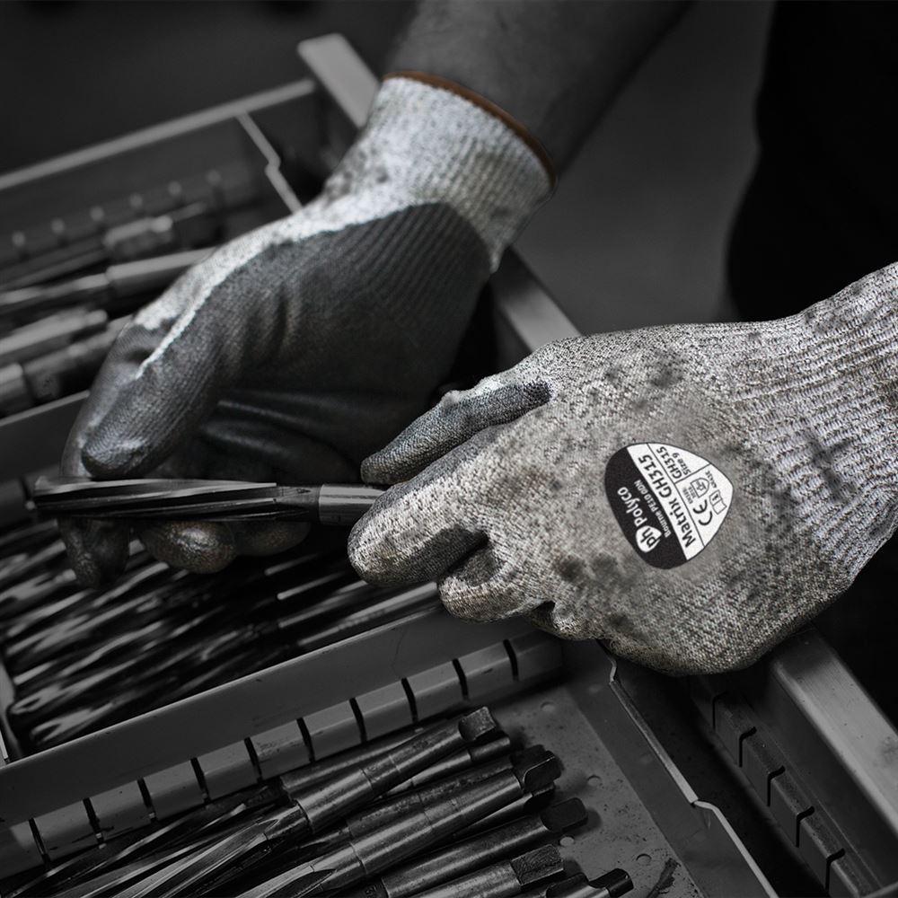 Level E Cut Resistant Gloves