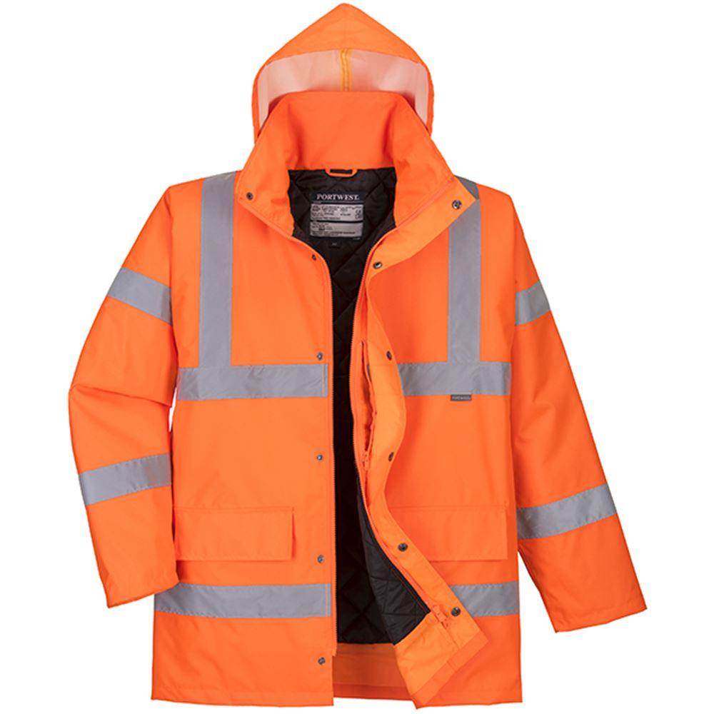 Orange Hi Vis Jackets