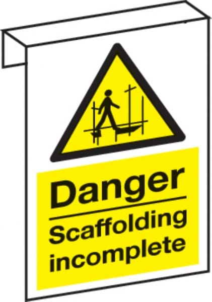 Skip and Scaffold Signs