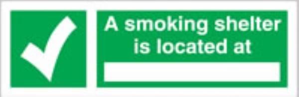 Smoking Regulation Signs