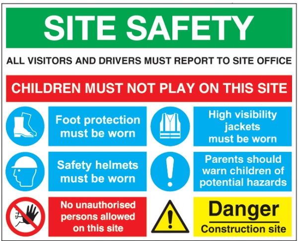 Specialist Safety Signs