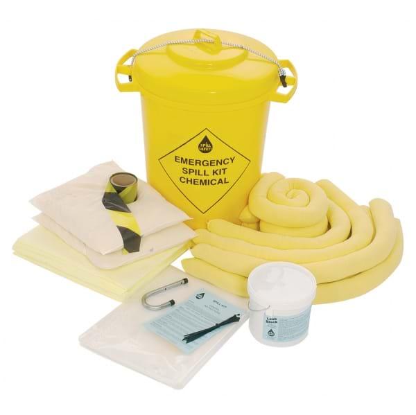 Spill Kits, Granules & Covers