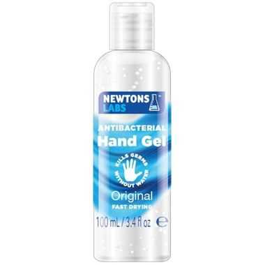 Alcohol Hand Gel Sanitiser 100ml Bottle
