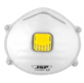 JSP Olympus 122 FFP2 Valved Moulded Disposable Masks (Pack 10) BEK120-001-A00