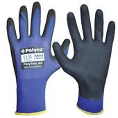 Polyflex Air Grip Glove - Neoprene Coating