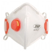 JSP Olympus FFP3 Valved Disposable Fold Flat Masks (Pack 10)