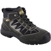 JCB 2CX Safety Boot Grey