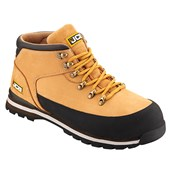 JCB 3CX Waterproof Safety Hiker Honey