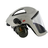 3M Peltor Optime II M-Series Headtop Mounted Ear Defender - SNR 30