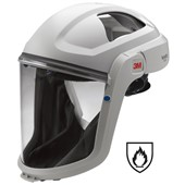 3M M-107 Respiratory Faceshield Flame Resistant Headtop