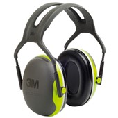 3M Peltor X4A Headband Ear Defenders - SNR 33
