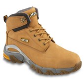 JCB 4X4 Waterproof Safety Boot Honey