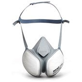 Moldex ABE1P3 Compact Maintenance Free Disposable Half Mask