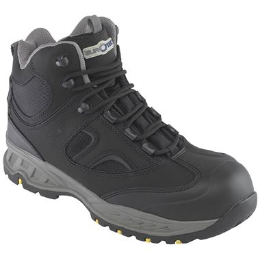 Eurotec Nubuck Safety Trainer Boot