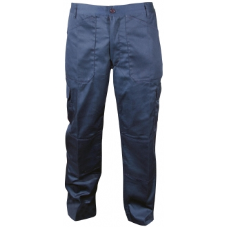 Active Cargo Workwear Trousers - 200GSM