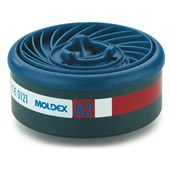 Moldex A2 EasyLock Filter Cartridge For Series 7000 & Series 9000 Mask (Pair)
