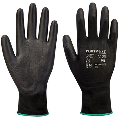 PU Grip Glove - PU Coating
