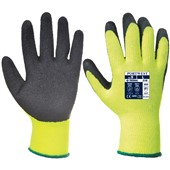 Portwest A140 Thermal Latex Grip Work Gloves