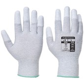Antistatic PU Fingertip Glove - PU Coated