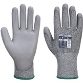 Portwest A622 Cut 5 PU Grip Glove (Cut Resistant Level 5)
