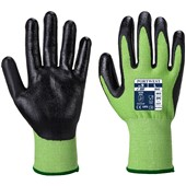 Sharp Nitrile Foam Glove (Cut Resistant Level 5) Nitrile Coating