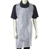 Disposable Polythene Aprons (Pack 100)