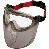JSP Stealth 9200 Faceshield Goggle AGW010-603-000 Anti-Mist & Anti-Scratch