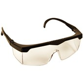 JSP Wraparound Childrens Kids Safety Glasses ASA908-321-100 - Anti Scratch Lens