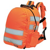 Portwest Quick Release High Visibility GO/RT Orange Rucksack