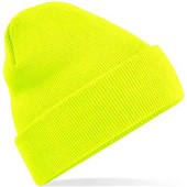 Fluorescent Knitted Hat