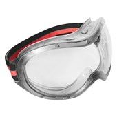 JSP Caspian Safety Goggle - Clear Extreme Anti-Mist & Scratch Resistant MistResist+ UV Lens