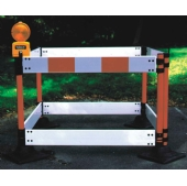 Champion Folding Barrier System