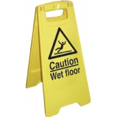 Caution Wet Floor A-Board