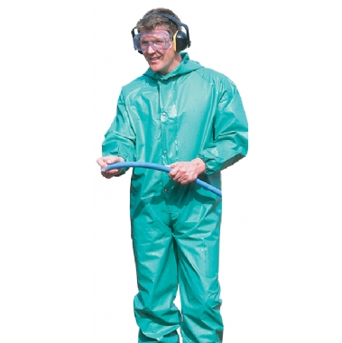 Chemical Resistant Workwear Coverall