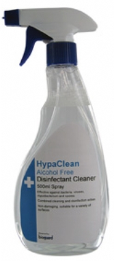 Clean Up Disinfectant Spray