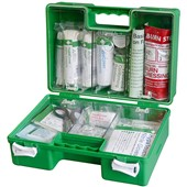 Deluxe British Standard Compliant Workplace First Aid Kit